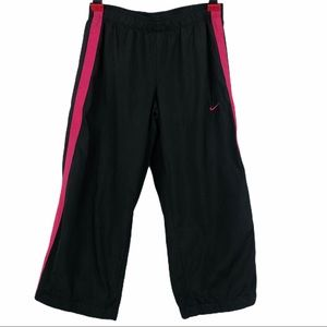 Nike Pants & Jumpsuits - Nike Athletic Pants Size XS (0-2) Black/Pink Women